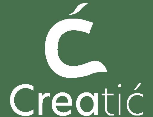 Logo Creatic - Mediengestaltung & Webdesign in der Nähe von Idstein, Frankfurt, Wiesbaden